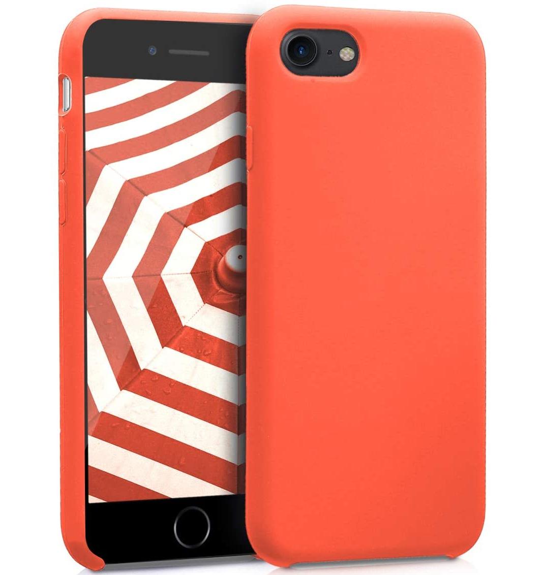 Cover iPhone 7/8/Se Arancione